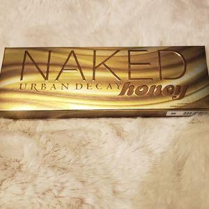 NEW UD Naked Honey palette